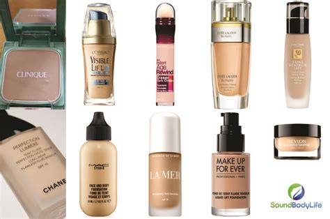 Best Foundation by Look Years Younger With The Best Makeup For Aging Skin