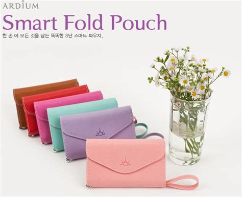 Card Holder Murah 6 Slot Card 1 Slot Money Black T1310 5 korean style fold smartphone pouch wallet my store
