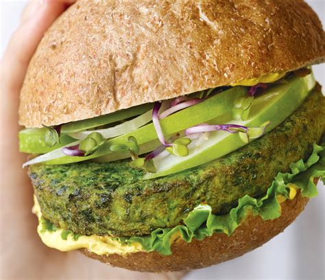 garden burger ingredients