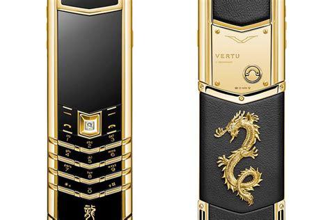 vertu phone vertu making year of the dragon signature phone the verge