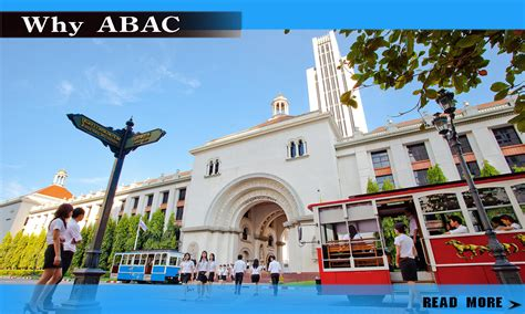 Assumption Bangkok Mba by Why Abac Registrar Au Edu