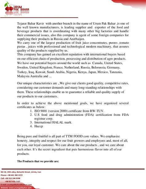 Export Business Introduction Letter export business introduction letter format cover letter