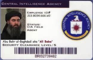 Cia Sleeper Agents by Leader Abu Bakr Al Baghdadi Trained By Israeli