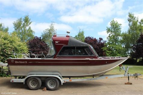 used aluminum hardtop boats for sale used 2000 duckworth 21 magnum 3 4 hardtop for sale boat