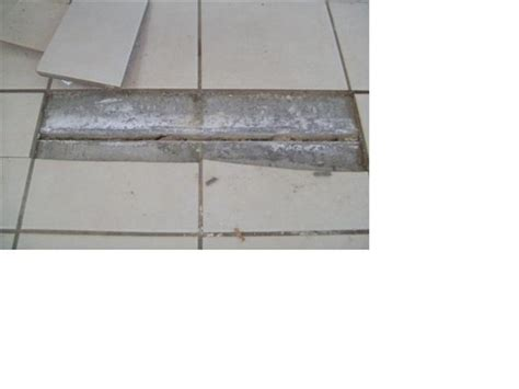 Flooring Along an Expansion Joint (how much, roof