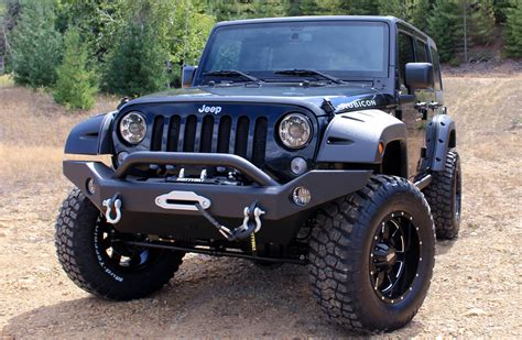 custom black jeep jeep black mamba edition dave smith custom