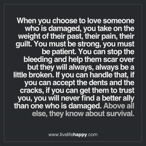 hey real talk real relationships real advice books when you choose to someone who is damaged live