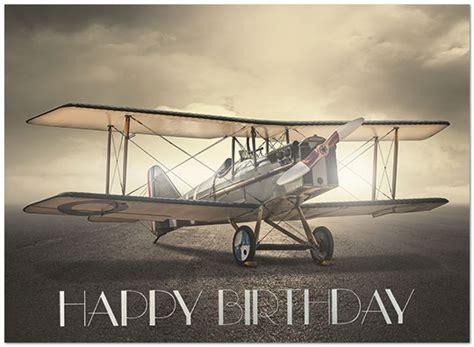 Aviation Birthday Cards