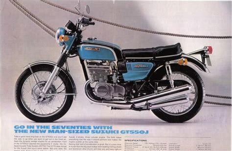 Suzuki Gt Suzuki Gt 550 Specs 1972 1973 1974 1975 1976 1977
