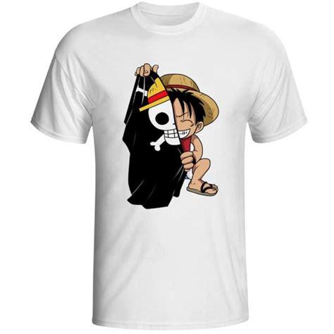 T Shirt One t shirt one luffy mugiwara shop