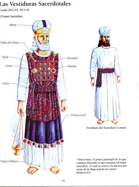 las vestiduras del sumo sacerdote de israel las vestiduras sacerdotales 171 iglesia cristo rey de gloria