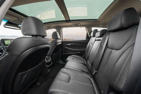 2019 Hyundai Santa Fe Interior by 2019 Hyundai Santa Fe Priced From 26 480 Motor Trend