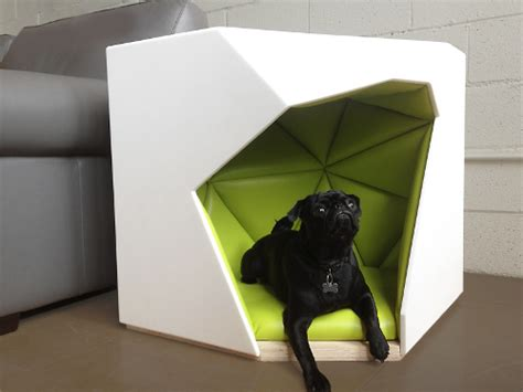 dog house studios geodog dog house by laser lab studio dog milk