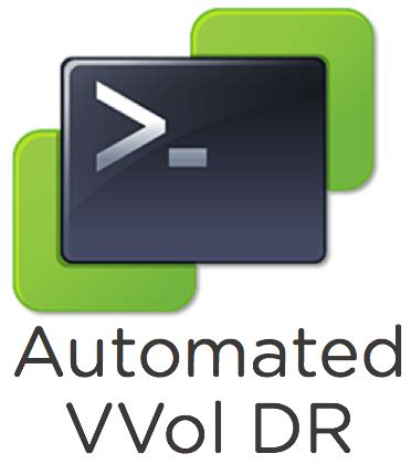mastering vmware vsphere 6 5 leverage the power of vsphere for effective virtualization administration management and monitoring of data centers books automating vvol dr with power cli 6 5 blocks
