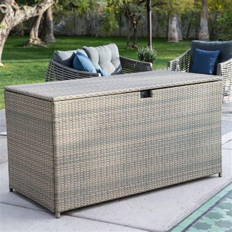 outdoor deck storage bench best 25 deck box ideas on pinterest pallet chest front