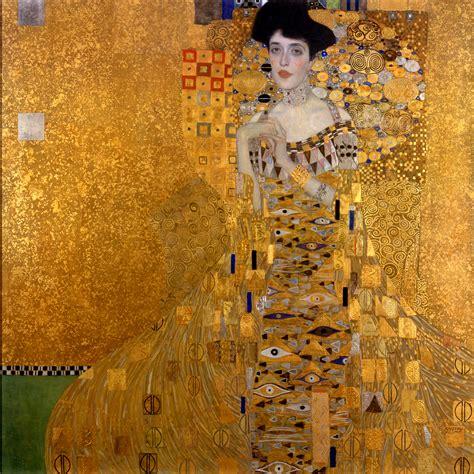 Klimt La by Gustav Klimt La Palette Et Le R 234 Ve