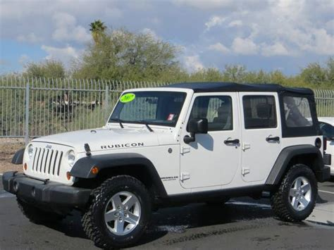 tucson jeep jeep wrangler unlimited for sale in arizona page 6