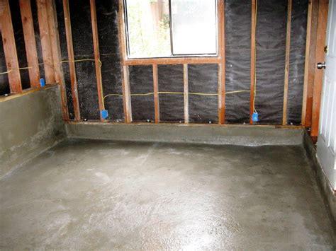 Moisture Barrier For Concrete Floor by Moisture Barrier Epoxy Flooring