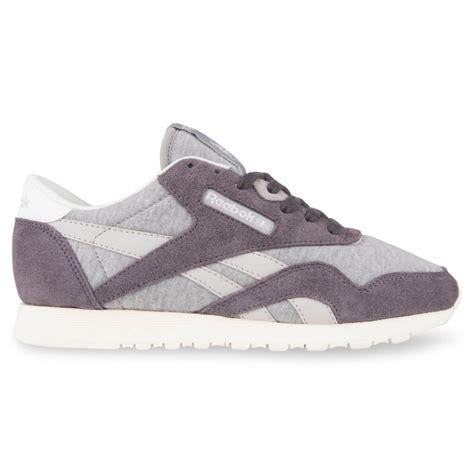 Rebook Clasic Import reebok classic womens tin grey grey jersey hype dc