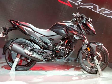 Lu Led Motor Honda Blade honda xblade unveiled at auto expo 2018 zigwheels