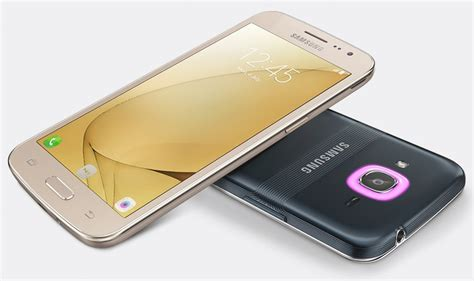 Samsung J2 New Samsung Galaxy J2 2016 Announced Comes With Smart Glow