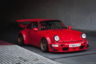 Porsche Meaning Is This Rwb Porsche The Definition Of Car P Rn Or What
