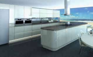 New York Kitchen Cabinets New York Ivory Symphony Kitchen Falkingham Fabrication