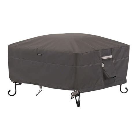 30 pit cover classic accessories ravenna 30 in square coverage