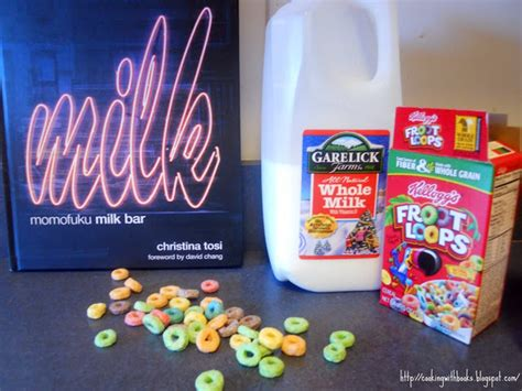 milk cereal books sightings cereal milk by tosi cooking