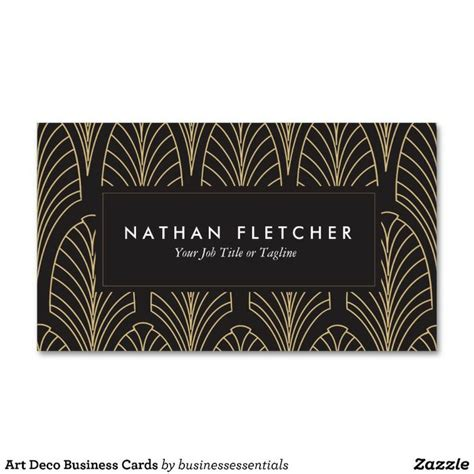 Deco Business Card Template by Deco Business Cards