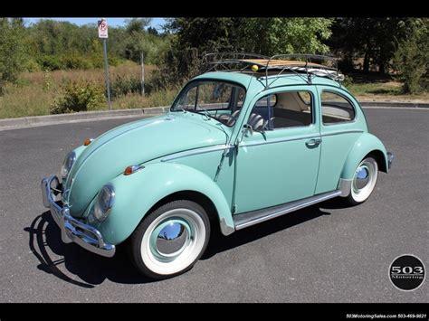 volkswagen beetle classic 1963 volkswagen beetle classic ragtop 4 speed manual 2