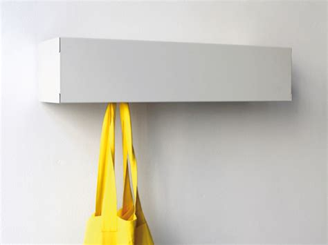 Coat Rack For Small Spaces by Minimalist Coat Rack Shoebox Dwelling Finding Comfort