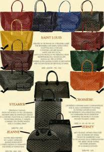 goyard bag colors raindrops on roses goyard