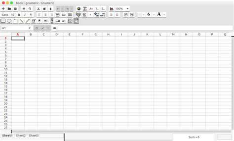 Microsoft Spreadsheet Program by 8 Free Spreadsheet Software To Replace Microsoft Excel