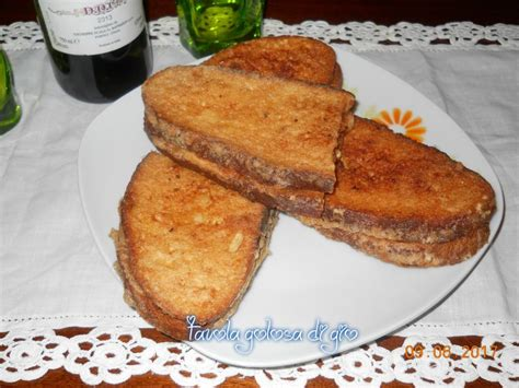 mozzarella in carrozza napoletana mozzarella in carrozza napoletana sfiziosa tavola golosa