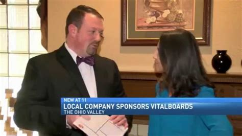 chambers and funeral homes brings vitalboards and