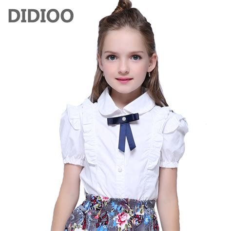 Blouse Vaby aliexpress buy 2016 summer blouse baby clothes cotton tops lace school
