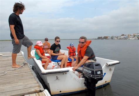 atlantic city boat rentals ray scott s dock boat rental an icon in margate money