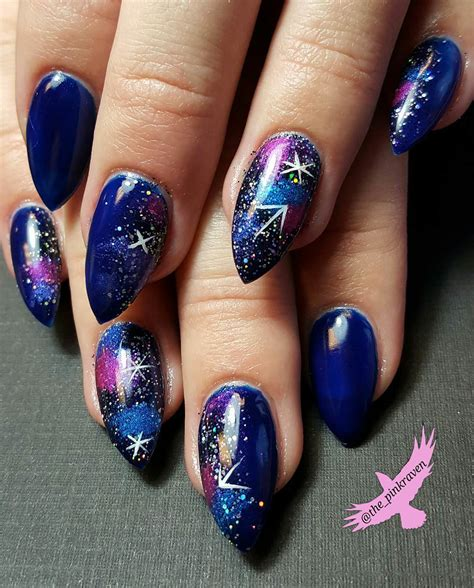 dark blue nail art designs ideas design trends