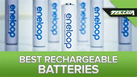 best rechargeable batteries best rechargeable aa batteries