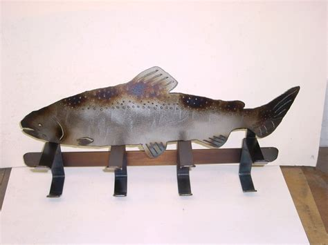 Salmon Rack by New This Month Marty S Metals