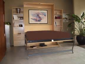 furniture murphy beds with desk interior decoration