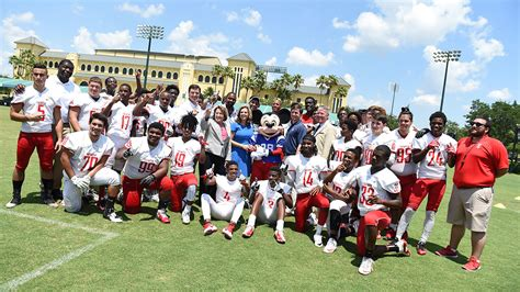 pro bowl orlando espn wide world of sports year in review
