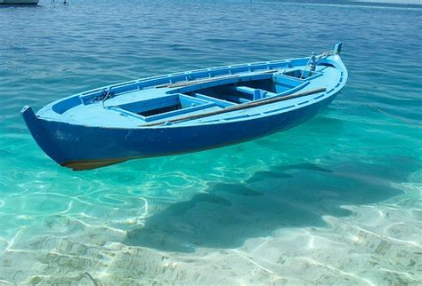 boat floating on air 23 best images about boats in clear water on pinterest