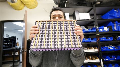 diy tesla powerwall diy powerwall builders are using recycled laptop batteries to power their homes motherboard