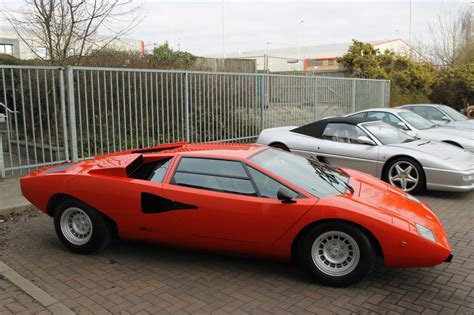 countach lamborghini for sale lamborghini countach lp400 periscopo for sale in ashford