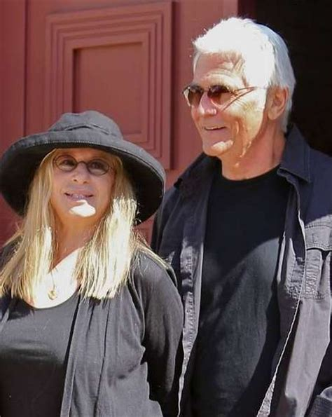barbra streisand is married to 7 celebrity couples who married later in life from ellen