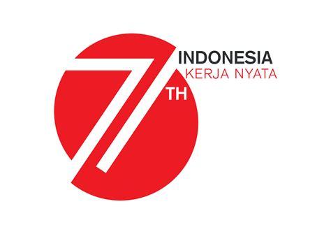 logo peringatan hut ke 69 kemerdekaan republik indonesia tahun peringatan hari ulang tahun kemerdekaan republik indonesia