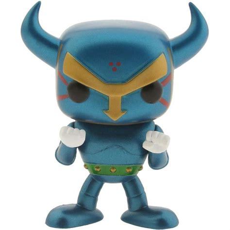 Funko Pop Set Promotion Asia Fighter 7 Items funko pop asia astro boy series 2 pluto blue