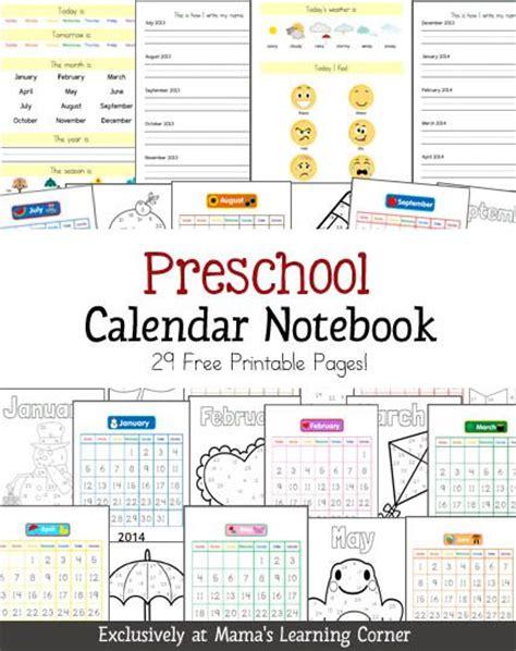 printable calendar resources 2u 925 best images about preschool ideas on pinterest